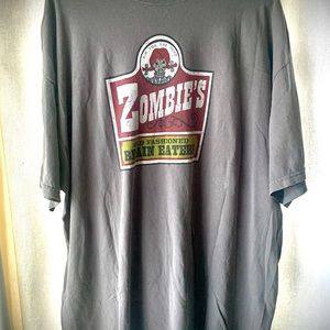 Zombies ( Wendy's) graphic T Shirt